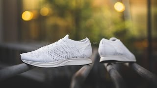 """Review & On-Feet: Nike Flyknit Racer """"Goddess"""""""