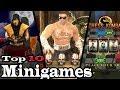 Top 10 Mortal Kombat Mini-Games