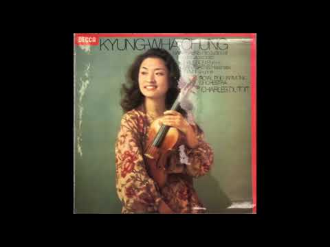 Kyung Wha Chung Plays Ravel:Tzigane LP Version