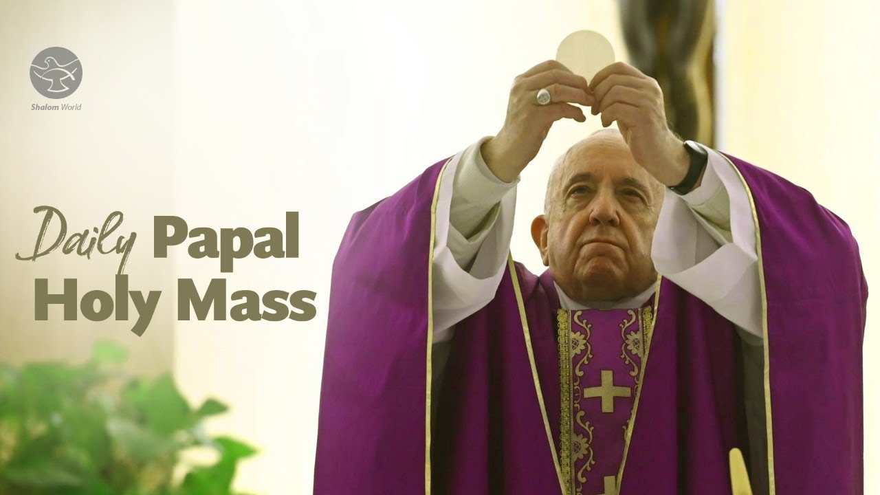 Daily Mass by Pope Francis | 05 May 2020 | Vatican