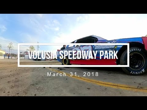 Florida Life: Volusia Speedway Park March 31,2018
