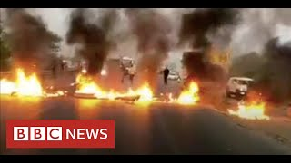 Deadly street protests over Iran water shortages - BBC News
