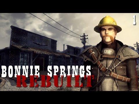 New Vegas Mods: Bonnie Springs Rebuilt - 1