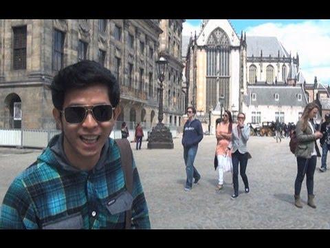 Cakra Khan Liburan Ke Belanda - Intens 4 Juli 2013