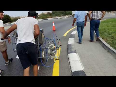 Linetekma 2K - Kıbrıs Uygulama Çalışması