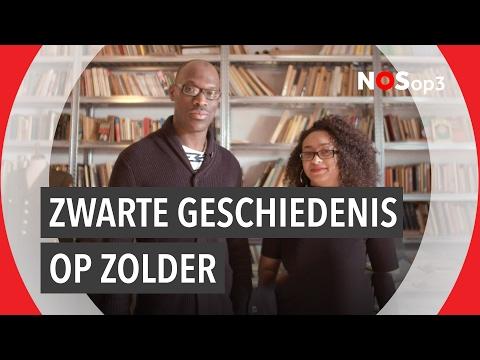 Een zolder vol zwarte geschiedenis in Nederland  | NOS op 3