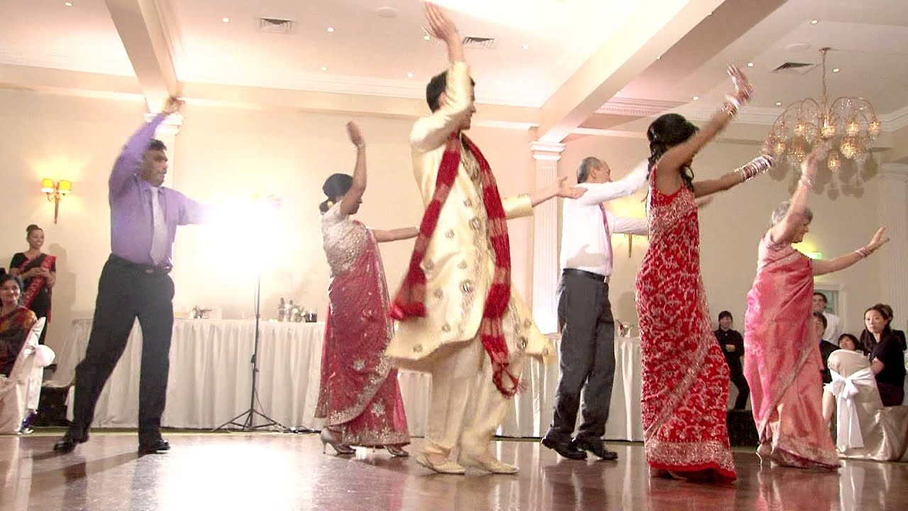 Indian Wedding Dance Melbourne 2012
