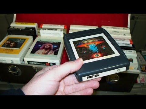 The History Of The 8 Track - Music School