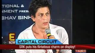 SRK goes city hopping to promote RA One