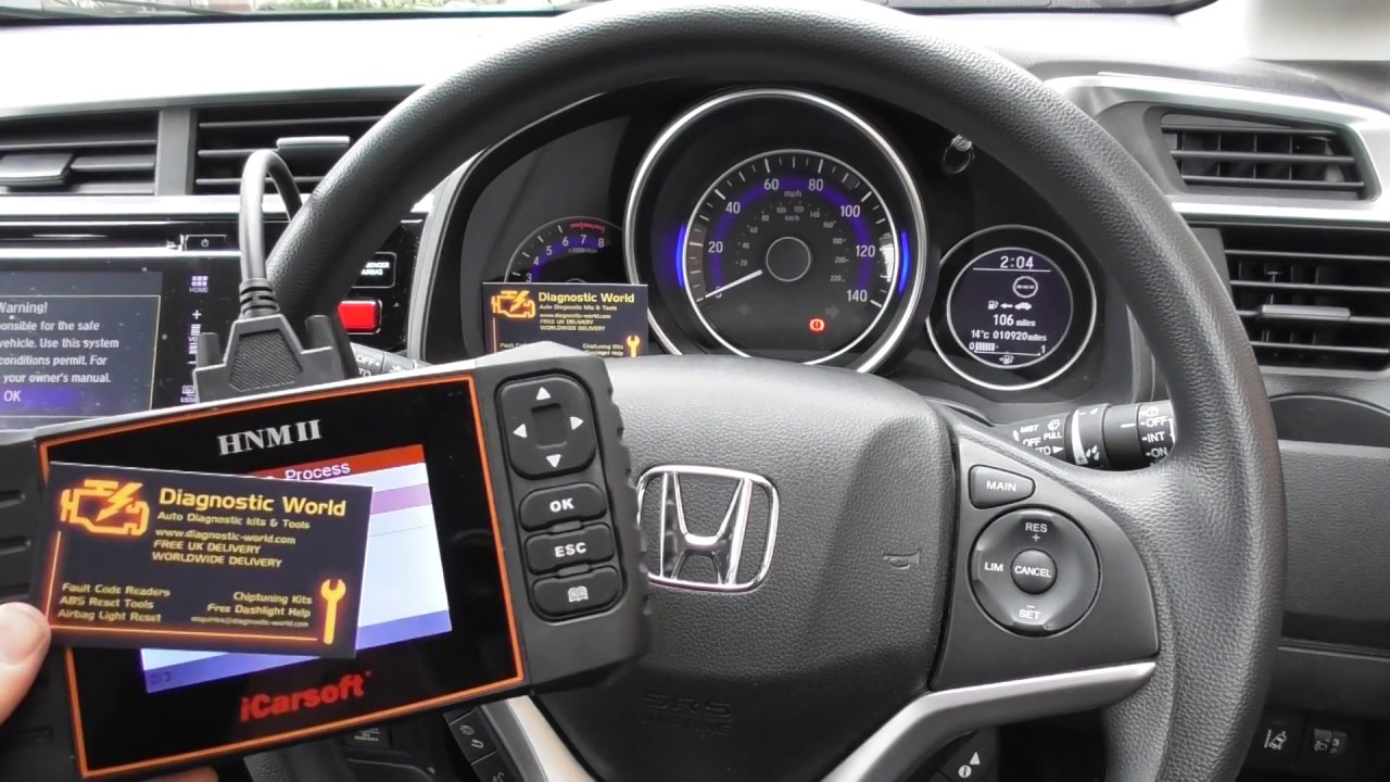 Honda, Nissan, Mitsubishi, Subaru & Mazda iCarsoft HNM II Multi