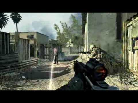 Gamespot Review Call Of Duty 4 Modern Warfare Ps3 Youtube