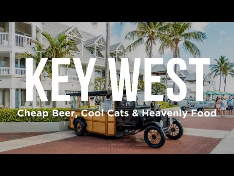 Key West - Cheap Beer, Cool Cats & Heavenly Food