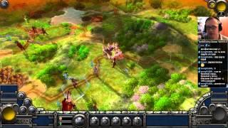 Прохождение Кодекс Войны (Fantasy Wars) за людей. Миссия 3.