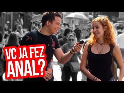 ELAS GOSTAM DE SEXO ANAL? | ENTREVISTA #11 thumbnail