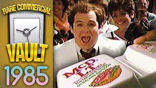 Video Rare Commercial Vault - McDonald's McDLT ft.  Jason Alexander - 1985 HD download MP3, 3GP, MP4, WEBM, AVI, FLV Oktober 2018