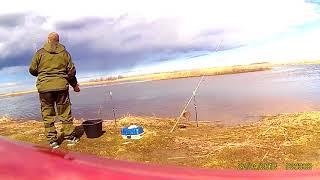 27.04.2018 Рыбалка на донки. Ладога