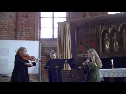 Anke Heinsdorff von der Musik- und Kunstschule Havelland -2