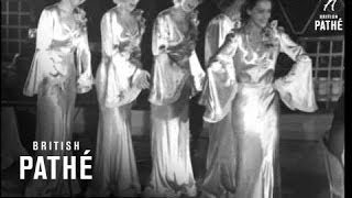 The Coconut Grove - Cabaret Time After Midnight (1937)
