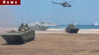 Военный корабль США в водах Венесуэлы / последние новости, итоги