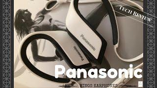 Panasonic Wings: Bluetooth Earphones Review