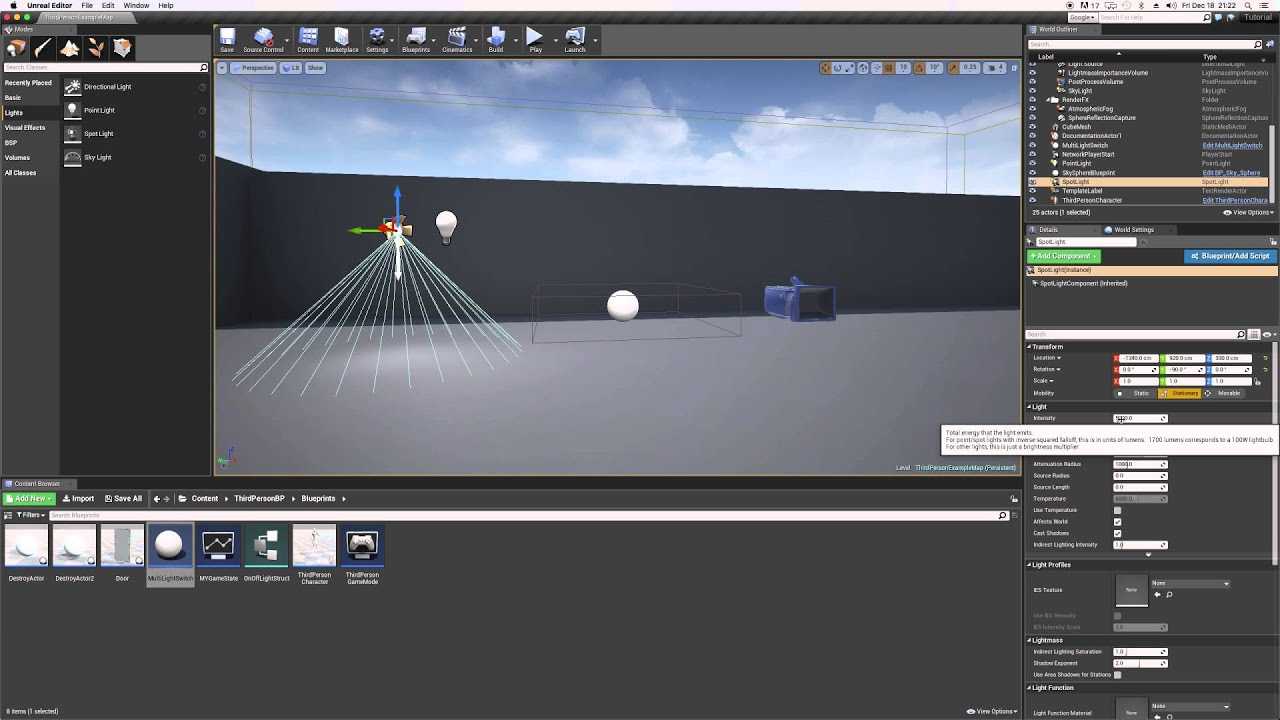 Ue4 questions answered multi light switch youtube ue4 questions answered multi light switch malvernweather Images