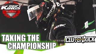 Drift Kings 2019 Finals | Rick Van Goethem debrief with his skyline r33 driftcar