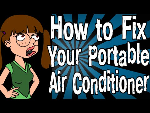 How to Fix Your Portable Air Conditioner