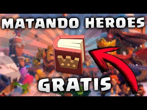 CAZANDO HEROES para