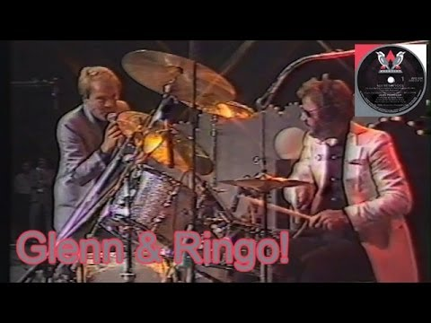 Ringo Starr Drops His Drumsticks On Live TVTWICE