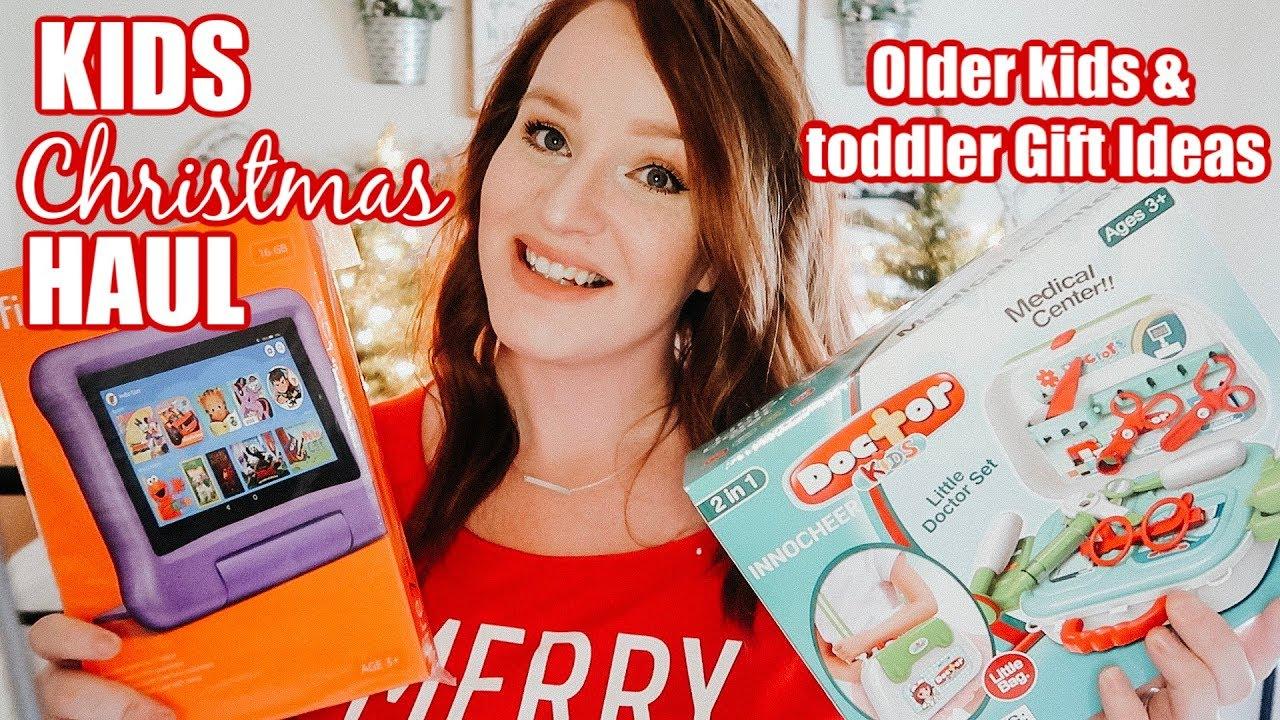 2019 CHRISTMAS GIFT IDEAS FOR KIDS 🎄🎁 | OLDER KIDS ...