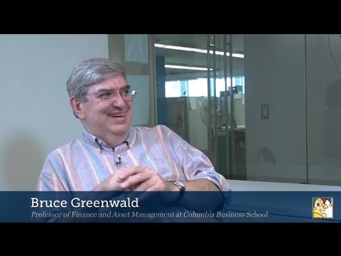 Value in the U.S. Market | Interview with Bruce Greenwald, Professor at Columbia Business School