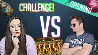 OPENING CHALLENGE #3 KTO LEPIEJ OTWIERA SKRZYNKI?