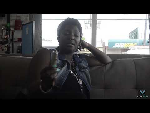 Mary Mart Budtender Interview #1 Alegra