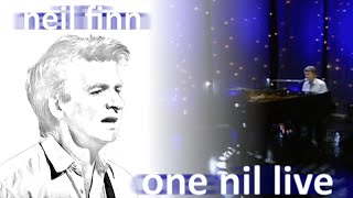 One Nil Live - Neil Finn
