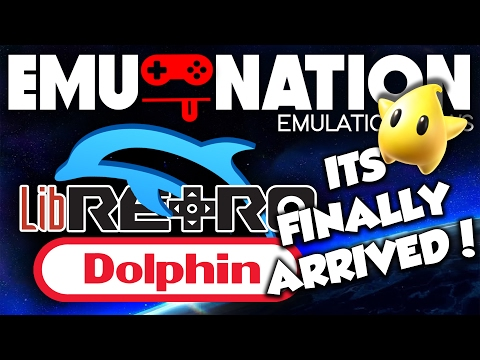 EMU-NATION: RetroArch gets a Dolphin Core and MUCH MORE!
