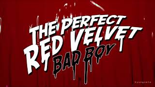 "[3D AUDIO] Red Velvet (레드벨벳) ""Bad Boy"""