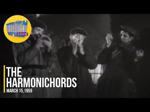 "The Harmonichords ""Danny Boy"" on The Ed Sullivan Show"