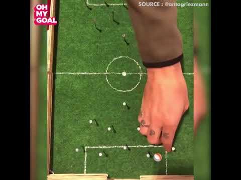 Griezmann's new crazy game 😂