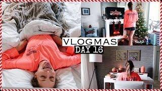 Holiday Morning Routine   VLOGMAS DAY 16