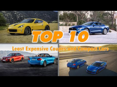 top-10-least-expensive-coupes-and-compact-cars-2019-that-you-need-see-||-best-coupes-2019