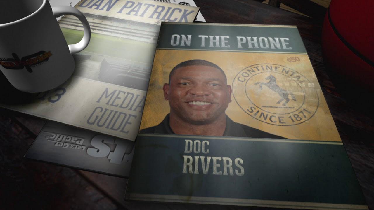 Doc Rivers Talks Clippers Rookies, Draymond, Dirk & More w/Dan Patrick |  Full Interview | 3/6/19