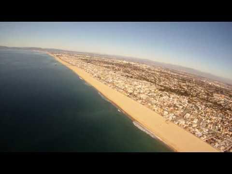 Hermosa and Manhattan Beach