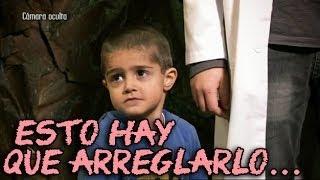 Cámara oculta de niños en El Hormiguero - Las pinturas de Bajamira