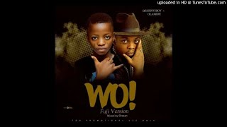 Destiny Boy OLAMIDE  WO Cover
