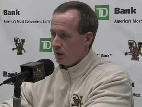 Men's Hockey Weekly Press Conference- Preview vs. ...