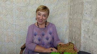 Вязание крючком для детей от О.С. Литвиной. Комбинезон
