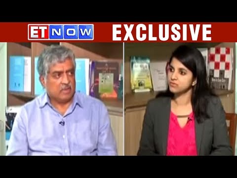 GST Special With Nandan Nilekani | ET NOW Exclusive Interview