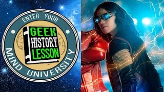 History of Vibe - Geek History Lesson