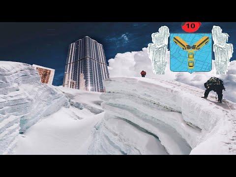 Снежный апокалипсис / Бессилие властей г. Саратова