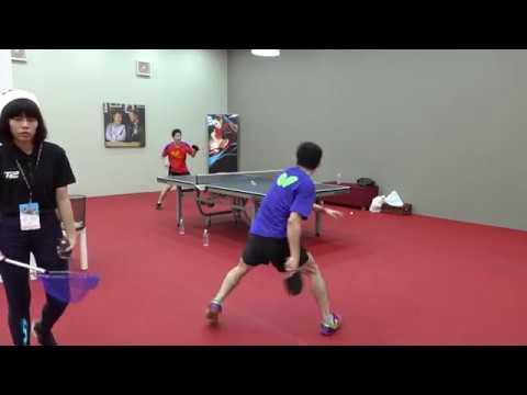Jun Mizutani and Chuang Chih Yuan - Relentless Training - T2! 🔥